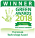 green awards logo